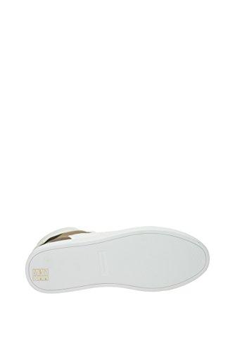 Burberry Da Tennis Degli Uomini - Camoscio Bianco (40540) Eu