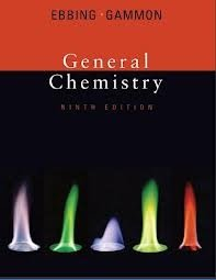 General Chemistry 9th Edition