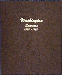Dansco - Washington Quarters 1932-98