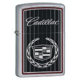 Zippo Lighter Cadillac, Chrome Arch