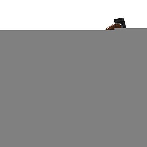 in Slip Uomo Casuale Guida 37 Scarpe On 48 Blu Mocassini Nero Barca da Pelle Elegante Marrone Nero LILY999 YIqf5twf