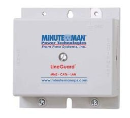 Surge Protector for IP Cameras by Minute Man