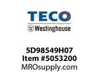 Teco-Westinghouse 5D98549H07 AEROSOL TOUCH-UP SPRAY PAINT GREEN