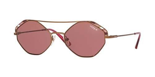 Vogue 0VO4134S Gafas de sol, Copper, 53 para Mujer: Amazon ...