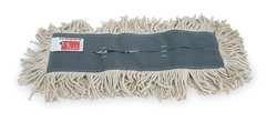 Tough Guy 1TZF4 Dust Mop, Cut End, Sz 36 In, Gray