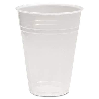 BWKTRANSCUP9CT - Translucent Plastic Cold Cups