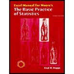 img - for The Practice of Business Statistics Excel Manual book / textbook / text book