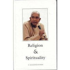 Religion & Spirituality : Talks Given At the European Ashram of Shri Ram Chandra Mission At Augerans, France July 9 to July 16, 1991