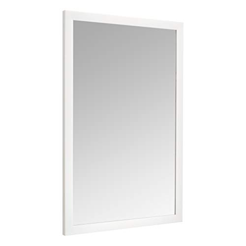 AmazonBasics Rectangular Wall Mirror 24