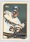 Bobby Bonilla (Baseball Card) 1989 Topps - [Base] - Box Set Collector's Edition (Tiffany) #440