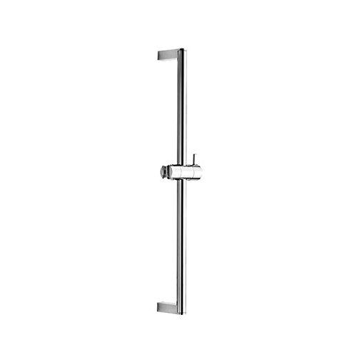 Blu Bathworks TD301 Hand Shower Rail, Polished Chrome Finish ()
