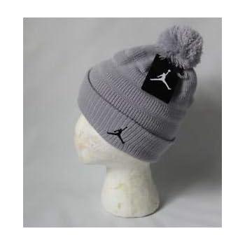 3d5330272fa41 Amazon.com  NIKE Youth Boys Jordan Jumpman 23 AIR Snowboard Ski Hat ...