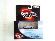 - 100% Hot Wheels - Limited Edition Cool Collectibles - Shelby Cobra 427 S/C (Open-Top) - 1:64 Scale Classic Collector Car Replica. Mounted in Collector Display Case. Metalflake Silver Body Color