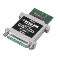 Black Box Db-25/terminal Block Data Transfer Adapter - 1 X Db-25 Female Serial/parallel - 1 X Termi