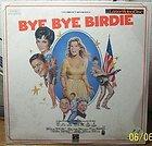 Bye Bye Birdie -LaserDisk video disk, Rose Deleon, Albert Peterson, Kim M Afee