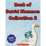 Best of David Shannon Collection 2 (4 Book + 1 Wall Frieze) ( David Shannon winning classic picture book set )(Chinese Edition) pdf