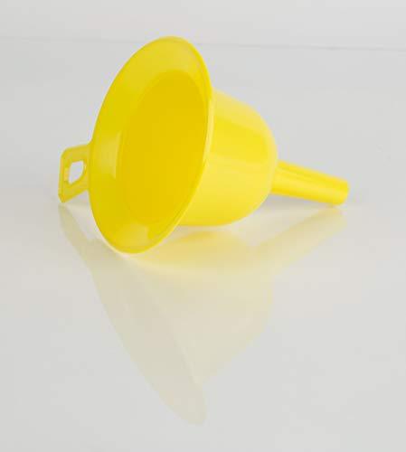 Kimmel Trichter Ø 80, Kunststoff, Gelb
