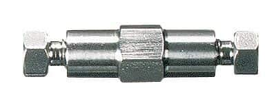 Joins 1//16 tubing ss ZDV Union Scientific U-402 Stainless Steel Fittings; 0.020 bore