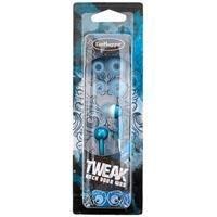 Wicked EH-271 EarHugger Tweak MicroMetallics Stereo Earbuds - Blue