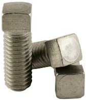 18-8 - Grub-Blind-Allen-Headless Screw 5//8-11 x 1-1//2 - Set Screws Square Head Quantity: 25 Stainless Steel