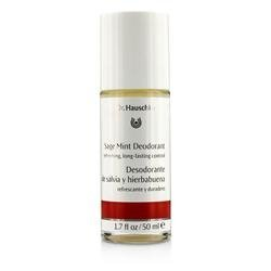 Dr. Hauschka by Dr. Hauschka Sage Mint Deodorant --50ml/1.7oz for WOMEN ---(Package Of 3)