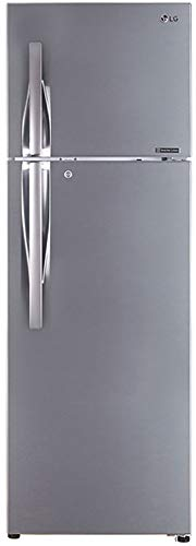 LG 360 L 3 Star Inverter Linear Frost-Free Double Door Refrigerator (GL-T402JPZ3, Shiny Steel, ConvertiblePLUS with Door… 2021 July Frost free refrigerator: auto defrost function to prevent ice-build up Capacity 360 L: Suitable for families with 5 or more members I Freezer capacity: 87L, Fresh food capacity: 273L Energy Rating: 3 Star