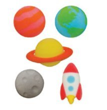 outer space cake decorations - 5