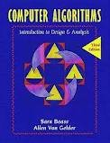 Computer Algorithms: Introduction to Design and Analysis 3th (third) edition