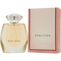 REALITIES (NEW) by Liz Claiborne EAU DE PARFUM SPRAY 3.4 OZ for WOMEN