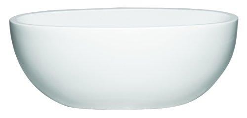 Salem freestanding oval soaking bathtub for Best soaker tub for the money