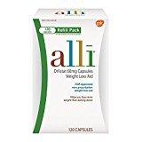 Alli Pills Fda Approved Otc Diet Pill Fat Blocker Stop Obesity Weight Loss
