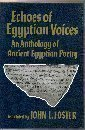 Echoes of Egyptian Voices, , 0806124113