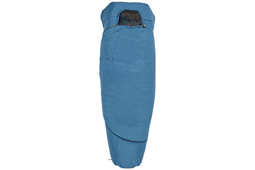 Kelty Tru.Comfort 20 Degree Sleeping Bag, Regular - Oversized ThermaPro Insulated Mummy Sleeping Bag for Camping, Festivals & More - Stuff Sack Included