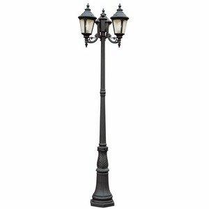 Trans Globe Lighting 5048 BG Outdoor Commons Pole Light, 84.5
