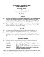 IAPMO IGC 209-2008 (R2014) Odor Removing Air Filters for Terminal Vent Pipes