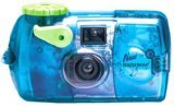 1 Single Use Camera - Fujifilm Quicksnap 35mm One-time-use Camera Waterproof 24 EXP (Pack of 10)