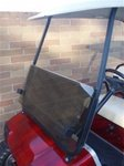 Yamaha G22 TINTED Golf Cart Windshield 2003 to 2006
