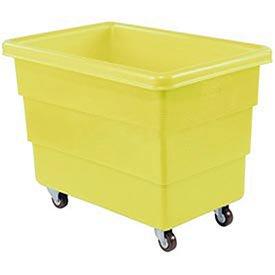 C.R. Daniels Dandux Standard Poly Taper Truck - 12-Bu. Capacity - Yellow - Yellow (Truck Poly Taper)