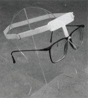 Pro Nose Guard--For Eyeglass Suspension