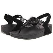 016560b43 Image Unavailable. Image not available for. Colour  FitFlop SUISEI Black ...