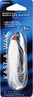 Hurricane Kast-A-Way Spoon with Bucktail, 2-Ounce