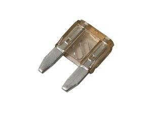 Spare 10x Mini Blade Fuses 7.5 Amp For Motorbikes AutoPower