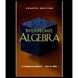 Intermediate Algebra, Wright, Frank, 0918091381