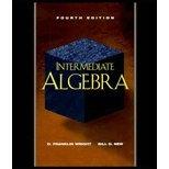 Intermediate Algebra, Wright, Frank, 0918091381