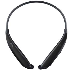 (LG Tone Ultra HBS-835 Bluetooth Stereo Headset - Wireless with JBL Signature Sound (Black))