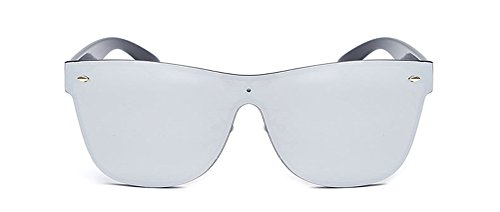 GAMT Wayfarer Sunglasses Integral Mirrored Lens Metal Frame - Sunglasses Sale Cheapest