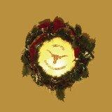 (Texas Longhorns Fiber Optic Holiday Wreath)
