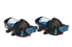 Jabsco 31395-0092 Marine ParMax 2.9 Water System Pump (2.9-GPM, 50-PSI, 12-Volt)