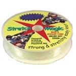 Stretch Magic .5mm Clear, 82 feet
