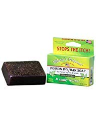 Marie's Original Poison Ivy Soap Bar - 100% All Natural Triple Acting Formula - Anti Itch Treatment for Poison Ivy, Poison Oak and Sumac - Removes Oils, Soothes and Relives Rashes - 2.9oz (2 Pack)